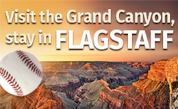 Visit the Grand Canyon, stay in Flagstaff